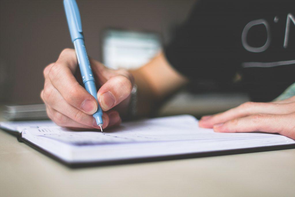 Desk Essay