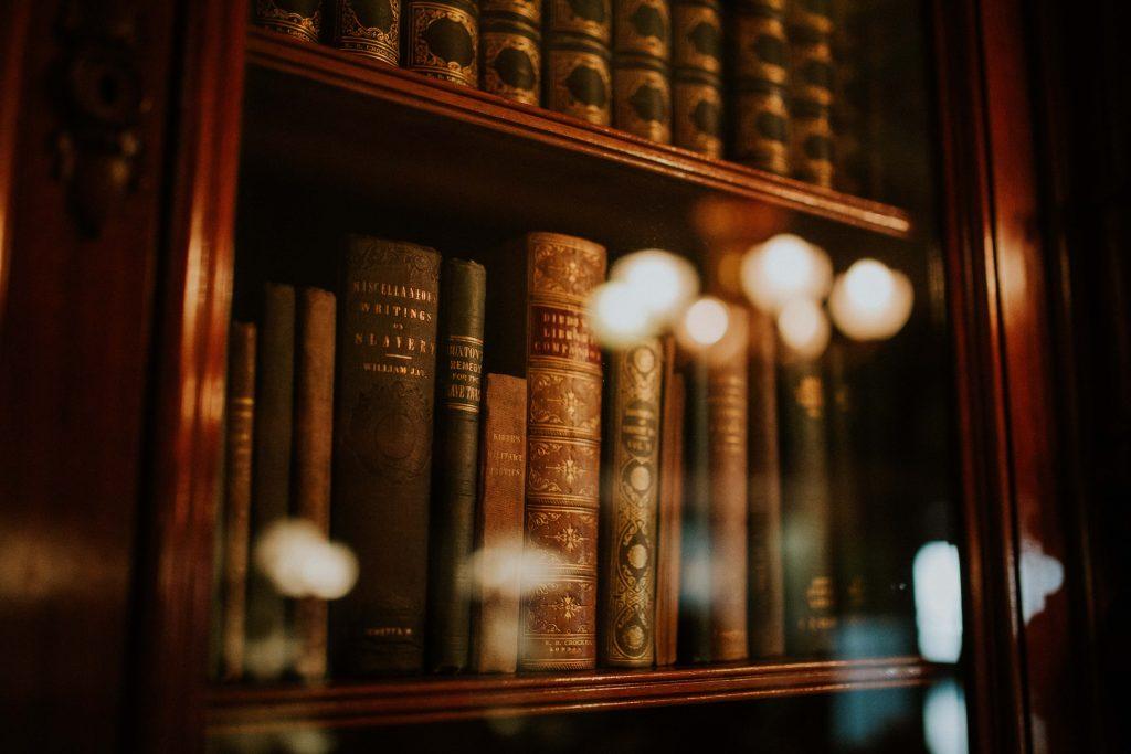 Law Bookcase